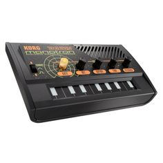 Korg Monotron Delay. A mini analogue synth with a real analogue delay effect and a built-in speaker. #korg #monotron #monotrondelay #synth #analoguesynth
