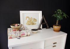 Lightly Accessorized dresser. #astralriles #rhsr #redesign #decorating