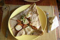 Gluten Free Wraps   Buckwheat Galettes (Buckwheat Pancakes)