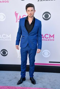 Michael Ray from ACM Awards Red Carpet Arrivals American Country Music Awards, Academy Of Country Music, Hot Country Boys, Jessie James, Awards 2017, Red Carpet Looks, Celebrity Crush, Husband, Singer