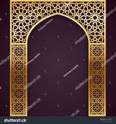 - You are in the right place about motif animal Here we offer you the most beautiful pictures about the motif animaux you are looking for. When you examine the stock-vector-ramadan-backgroud-with-golden-arch-with-golden-arabic-pattern-eps- Islamic Art Pattern, Arabic Pattern, Pattern Art, Art Marocain, Motifs Islamiques, Plasma Cutter Art, Mosque Architecture, Mannequin Art, Laser Cut Panels