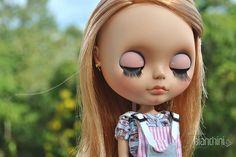 Blythe Sunshine Holiday para Nara Carvalho | Doll Base: Neo … | Flickr