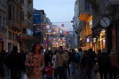 Ein neuer Beitrag zur #TürkeiReise #Blogparade - Vor Weihnachten in Istanbul