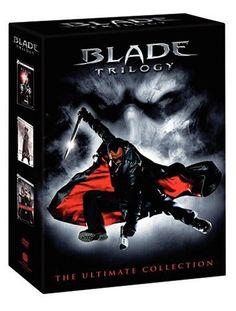 The Blade Trilogy (Blade / Blade II / Blade: Trinity) NEW LINE http://www.amazon.com/dp/B0007WFX62/ref=cm_sw_r_pi_dp_G6POub0D8PZRE... ~$12.82
