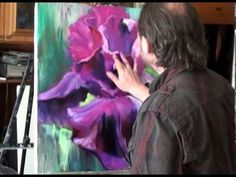 "FREE! Full video ""Iris"" painter Igor Sakharov"