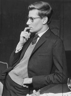 Yves Saint Laurent, 1959