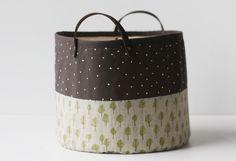Bucket++Trees+&+Stars+by+jennarosehandmade+on+Etsy,+$45.00