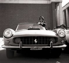 "Audrey Hepburn - Stars and cars ""University Driving School"""