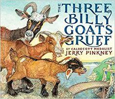 The Three Billy Goats Gruff: Jerry Pinkney