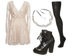 Wish I were skinny enough to wear something like this!!  LOL!