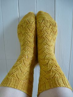 Shady Socks by Yvonne McSwiney - free