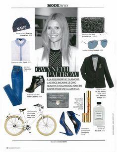 Madame Figaro - November 2014 NOULA style #robertclergerie #madamefigaro