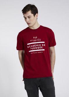 Plongée Clothing | Tee Insigne de la Mer - T-shirts - Menswear