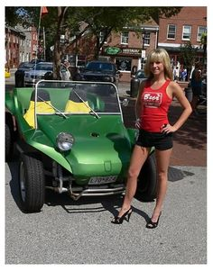 Looks like my 1st Dune Buggy. Would like to have had the optional BABE at age 16 too.