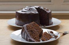 Bizcocho de Chocolate y Café