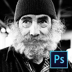 Fotoğrafçılık, Photoshop ile Siyah Beyaz Fotoğraflarda HDR Kullanımı video eğitimi, video dersler ile öğren