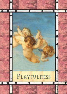 Oracle Card Playfulness | Doreen Virtue - Official Angel Therapy Website