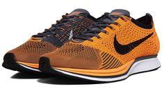 """Nike Flyknit Racer - """"Total Orange"""""""
