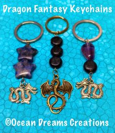 Mythical Beings Reiki Blessed Gemstone by OceanDreamsCreations