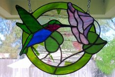 Glassy Ladies Stained Glass Art Terry