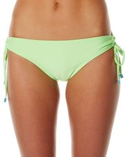 OPTIC FIBRE STRING BIKINI SEPARATE PANT BY OAKLEY IN ECO GREEN