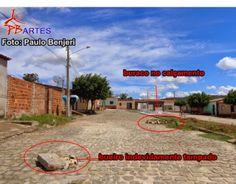 Blog Paulo Benjeri Notícias: Santa Cruz cidade pequena de problemas grandes