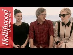 Cate Blanchett & Rooney Mara on Their Sex Scene in 'Carol' - Live From Cannes 2015 - YouTube