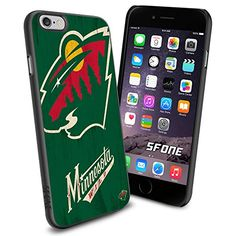 "NHL Minnesota Wild iPhone 6 4.7"" Case Cover Protector for iPhone 6 TPU Rubber Case SHUMMA http://www.amazon.com/dp/B00WU18VTO/ref=cm_sw_r_pi_dp_hGnqvb09A2W9R"