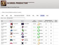 Hoy sí ☛ Gana con las mejores predicciones deportivas! http://gr8.com/r/Qwkvf/E/MOjL?t= #MarchMadness #SecondRound #EuropaLeague #PronósticosDeportivos #Fútbol #NCAAB #NBA ¿Quieres recibir las novedades en Predicciones Deportivas? Escríbeme a espanol@zcodesystem.com