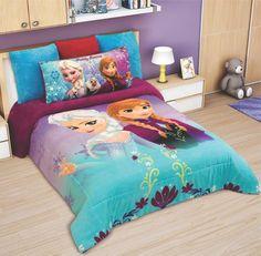 Disney Frozen Bed Set | Princess Bedroom | Pinterest | Disney ...
