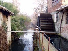 Villastellone (TO) frazione Borgo Cornalese. Tanto freddo
