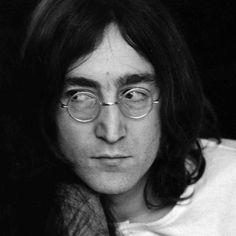 John Lennon - I trust people still remember who he was.