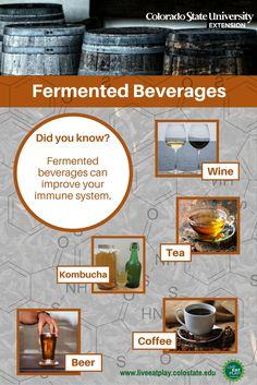 Learn to make your own fermented beverages. Kombucha is an easy place to start!
