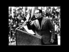 Discurso de Salvador Allende 4 de Septiembre 1970