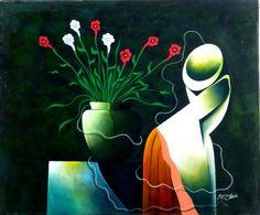 Carrie Art Gallery - Claudel - 2213, USD300.00 (http://www.carrieartgallery.com/claudel-2213/)