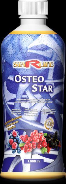 OSTEO STAR Dietary supplement 1000ml