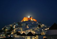 Astipalea, is a Greek island in the Dodecanese archipelago located in the Aegean Sea, also called Astropalea and known for its medieval… Places Around The World, Around The Worlds, Zorba The Greek, Us Sailing, Greece Islands, Photo Blue, Beautiful Places To Visit, Archipelago, Mykonos