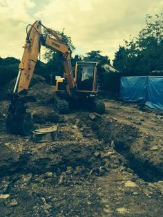 Day 1 of the Stamford site complete on Casterton Road! Going to complete this 4 bed house in 120 days. #SBAC