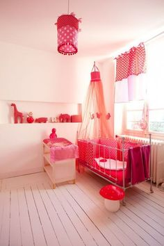 18 Amazing Ways Of Using Vibrant Fuchsia In A Kids Room | Kidsomania