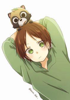 Kawaii Anime, Fanart, Attack On Titan Eren, Anime Child, Handsome Anime, Manga Boy, Titans, Cute Anime Guys, Vocaloid