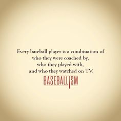 What ball players are you made of? #AmericasBrand