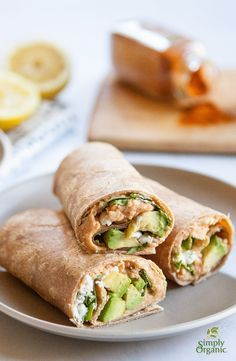Perfect for backyard barbecues or beachside potlucks, these protein-packed white bean and avocado wraps feature a vibrant, zesty white smoky spread that doubles as a great dip for fresh sliced veggies or pita chips.