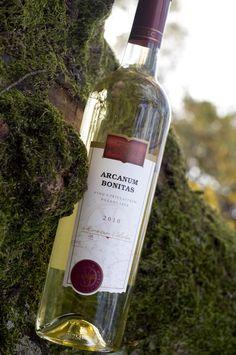 Bílé víno - Arcanum Bonitas Pozdní sběr - Vinum Moravicum a.s. Drinks, Bottle, Rose, Pretty, Drinking, Beverages, Pink, Flask, Drink
