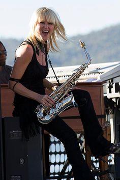 Congrats to Smooth Jazz rocker Mindi Abair, for joining Aerosmith's The Global Warming Tour Summer 2012!