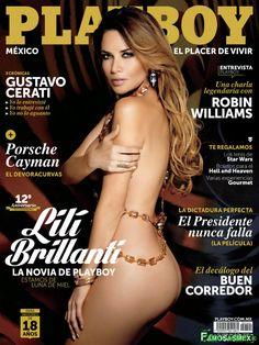 Lili Brillanti Playboy México Octubre 2014 [PDF Digital] | FamosasMex