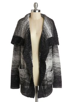 Must. Have. This.  Rainstorm and Cozy Cardigan, #ModCloth