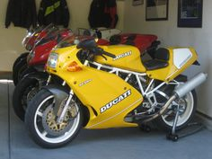 Ducati 900 Superlight: Sold my Paso to buy one of these in 1994-I still own it today.