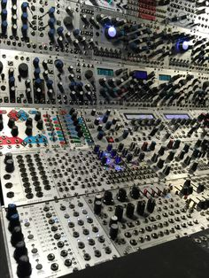 Spirit Room Studios, Tucson AZ Analog Modular Synthesizer