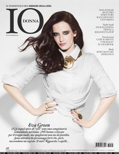 Eva Green/Io Donna Magazine Italy