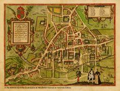 Cambridge, England - 1574